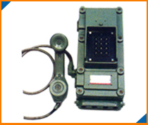 Flameproof Telephone